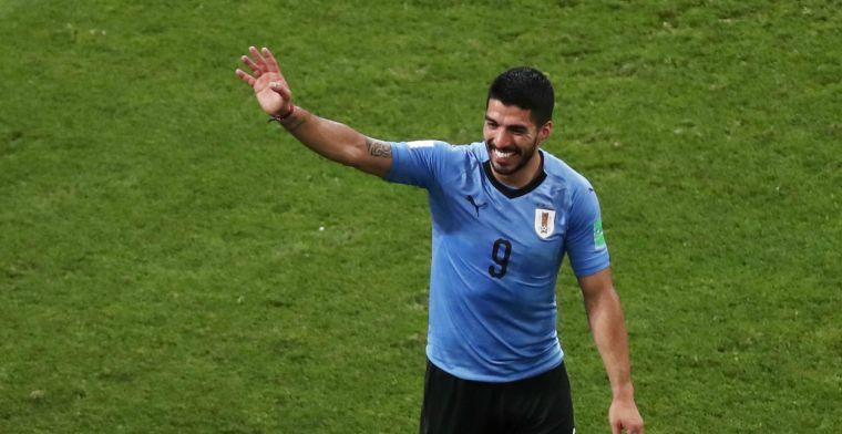 Suárez: 'Toen ik de beelden terugzag van hoe ik Bakkal beet, moest ik huilen'