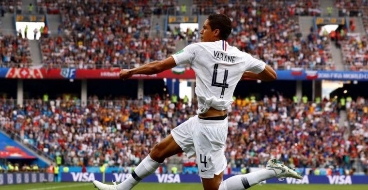 LIVE: Frankrijk eenvoudig naar halve finale tegen machteloos Uruguay (gesloten)