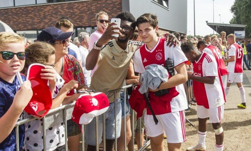 Afbeelding: Putten boos om komst 'B-ploeg' Ajax: