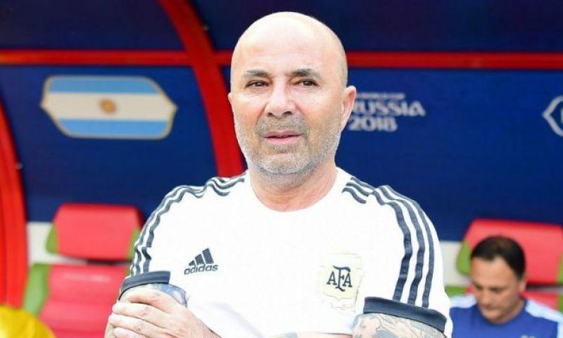 Afbeelding: Update: Sampaoli mag aanblijven bij Argentinië en krijgt extra taak