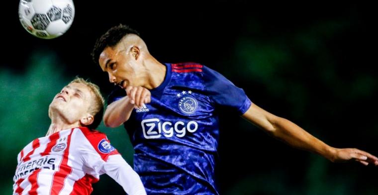Talent vertrekt bij Ajax en kiest voor Italië: 'Dit was een harde leerschool'