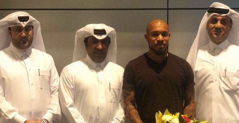 De Jong komt aan in Midden-Oosten: transfer bijna officieel