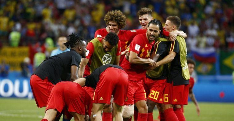 OPSTELLING: Martinez kiest grote verrassing als vervanger van Meunier