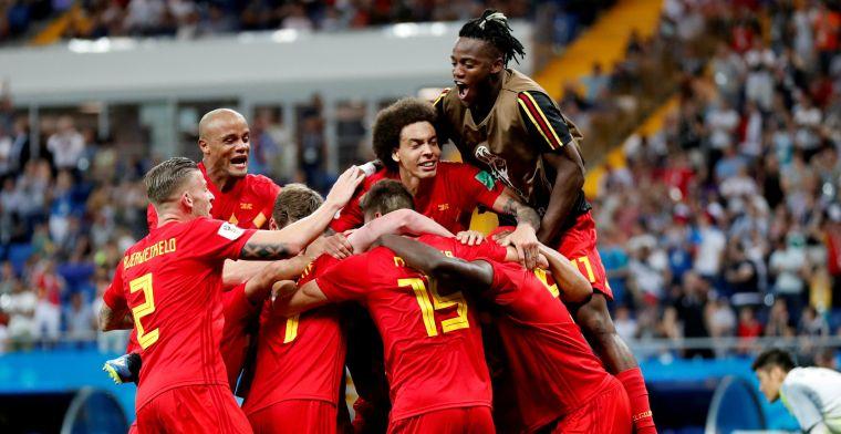NAC-Belgen moeten halve finale missen: 'Echt zwaar klote. Ik baal oprecht'