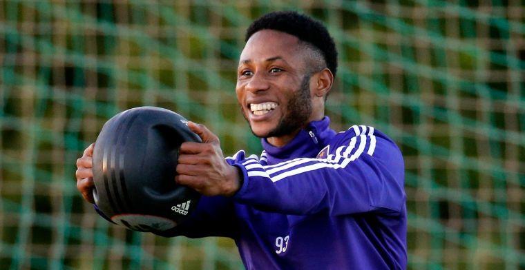 UPDATE: 'Anderlecht moet ex-aanvaller niet vrezen'