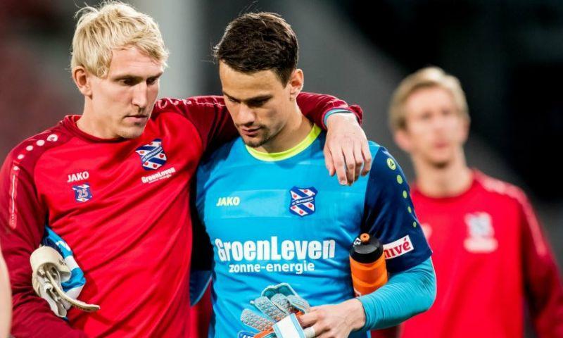 Afbeelding: Clubloze Van der Steen wordt afgetest: 'Hij krijgt hier geen contract'