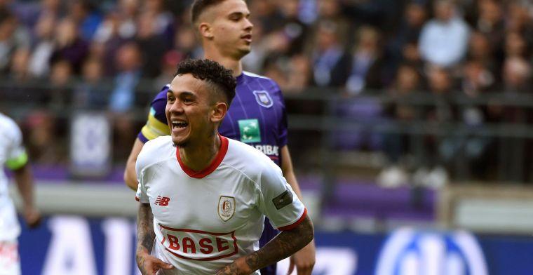 'Anderlecht krijgt Spaanse concurrentie bij jacht op Edmilson'