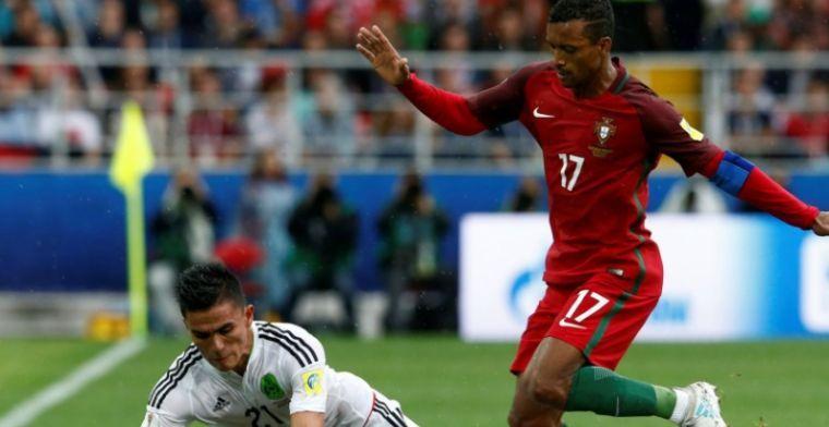 Update: Valencia bevestigt Portugees transfernieuws: Nani tekent voor derde keer