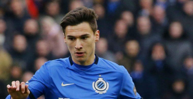 Aanvaller van Club Brugge ziet niks in transferplan: Wil in buitenland blijven