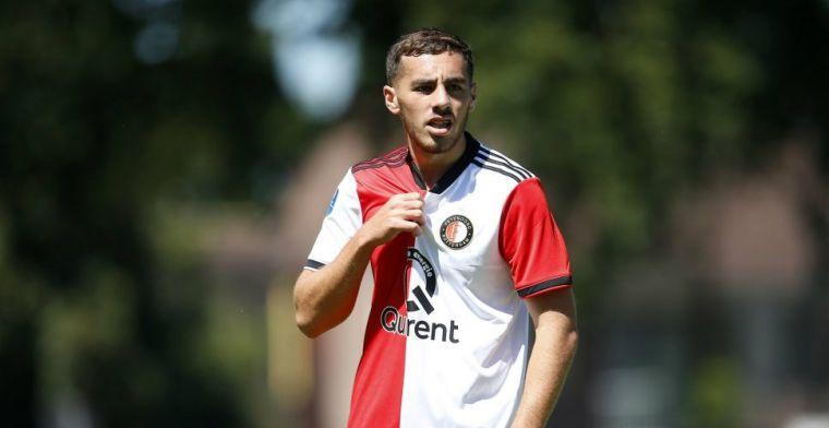 Van Persie helpt Feyenoord-pareltje: 'Ik wil zo snel mogelijk mijn debuut maken'