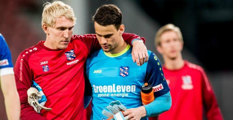 Clubloze Van der Steen wordt afgetest: 'Hij krijgt hier geen contract'