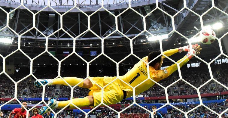 Lof voor indrukwekkende prestatie van Franse boeman: 'Baas'