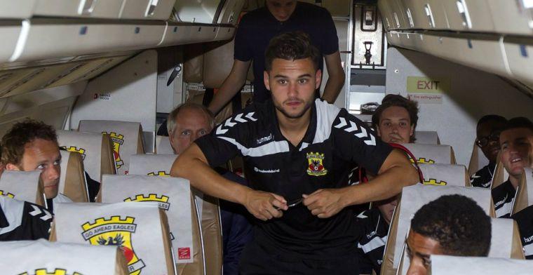 Speler van het jaar vertrekt transfervrij: 'Bomber van Breda' heeft nieuwe club