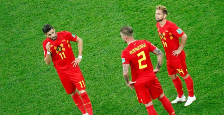 Tactisch steekspel: waarom België ten onder ging tegen oerdegelijk Frankrijk