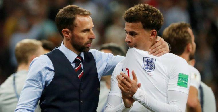 Engeland rouwt: Nooit gedacht dat ik zulke dingen zou zien tijdens een WK