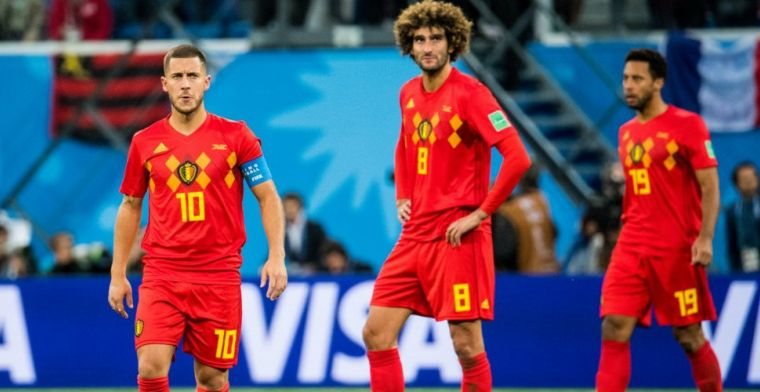 Nederlandse pers over tragische aftocht 'knuffelploeg' België: 'Schrale troost'