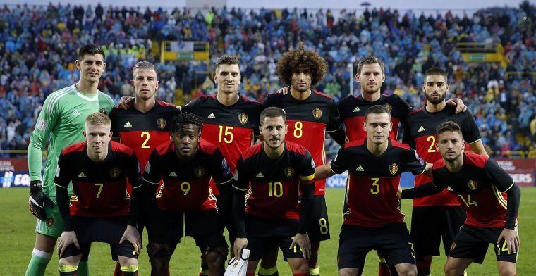 Krëfel stelt fans van Belgische goals gerust voor zaterdag
