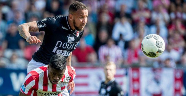 FC Emmen laat verdediger gaan: Ja, daar ga ik natuurlijk niet op wachten