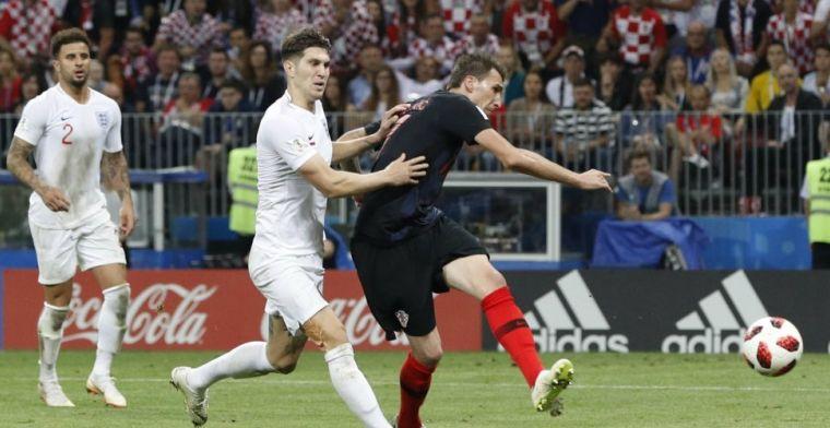 Kroatië zorgt voor sensatie en haalt WK-finale ten koste van rouwend Engeland