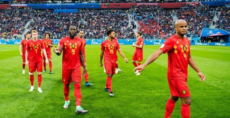 Fransen rekten buitengewoon veel tijd: spel lag 14 minuten stil in de slotfase