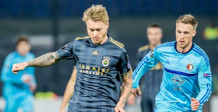 Strijd om Kjaer barst los: ook Lyon en Marseille overwegen bod op verdediger
