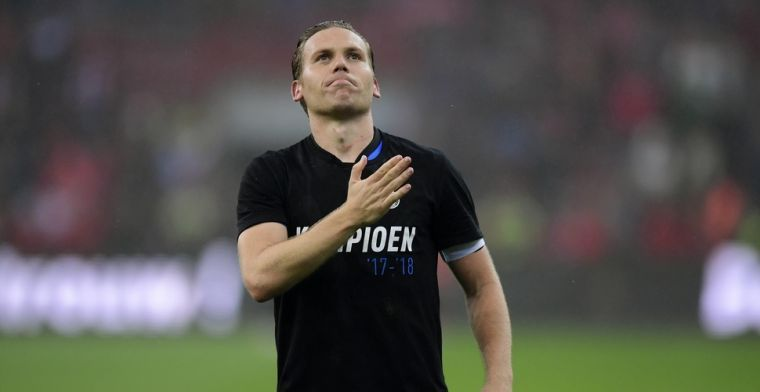 'Wrevel tussen Club Brugge en Vormer: Gouden Schoen zeer ontevreden over voorstel'