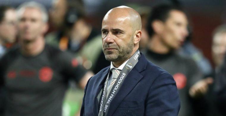 Bosz is Ajax-scout dankbaar: 'Heel accuraat de sterke punten en zwakke plekken'