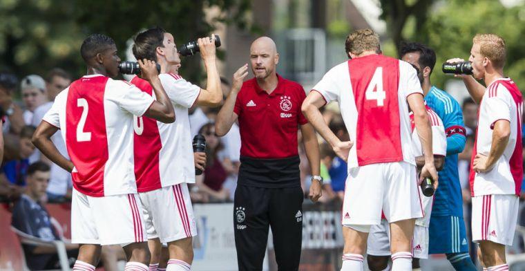 Ajax-selectie bijna compleet: twee WK-gangers genieten nog van vakantie