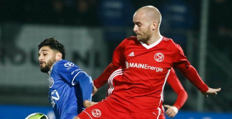 Vitesse lost schrijnend geval op: nieuwe rol voor speler met 'waardeloos' contract