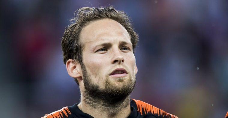 'Ajax wil Blind-transfer binnen 48 uur afronden; club zette Van der Sar in'