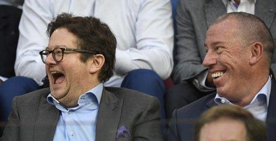 Tevreden Coucke reageert na twee overwinningen van RSCA tegen Ajax