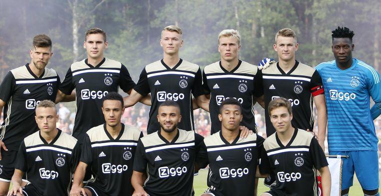 'Ajax in het rijtje Juventus, Bayern en Real: club loopt weg van concurrentie'
