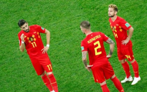 Afbeelding: Huntelaar en Vlaar stellig: 'Winnen dus, dat is het enige dat ze moeten doen'