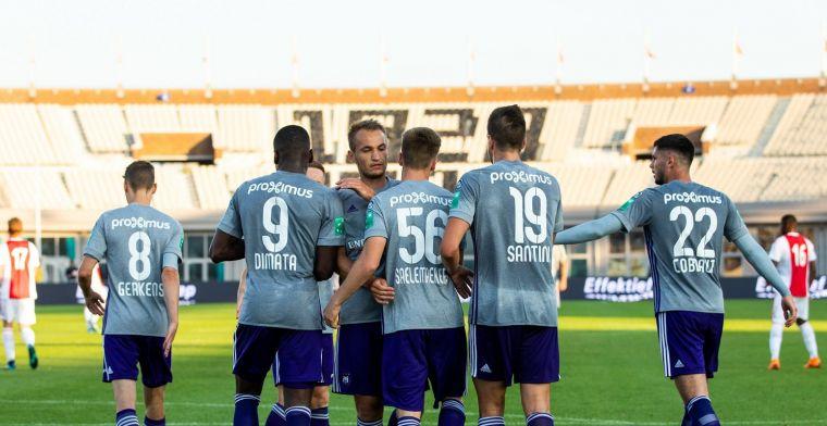 Drie blikvangers bij Anderlecht: 'Hij was een gesel voor de verdediging'