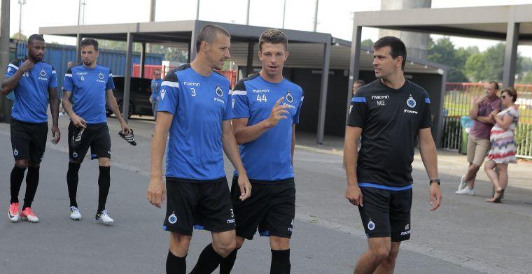 'Ex-staflid van Club Brugge duikt weer op in Jupiler Pro League'