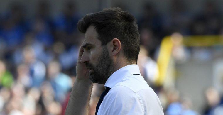 Twee doelpunten van Vanaken zorgen voor winst van ongeïnspireerd Club Brugge