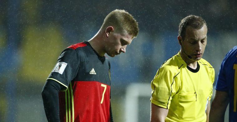 Daarom wees De Bruyne Club Brugge en Anderlecht de deur