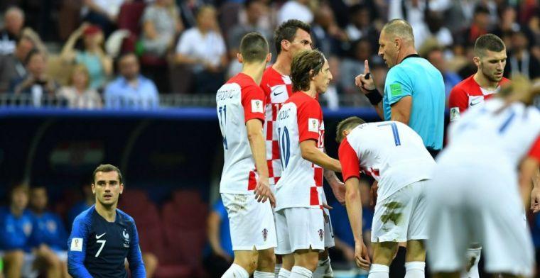 Ophef tijdens WK-finale: 'Kan die scheids gewisseld worden voor Kuipers?'