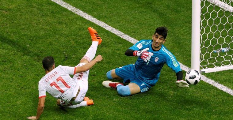 Veel belangstelling voor WK-doelman: 'Ook aanbieding uit Nederland'