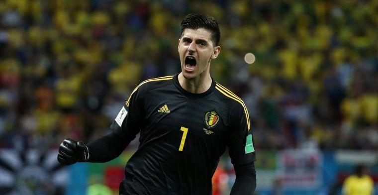 'Als Courtois niet de Doelman van het WK wordt, weet ik het ook niet meer'