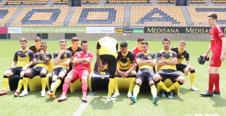 Van Veldhoven: 'Als dat al na twee wedstrijden en halve training het geval is..'