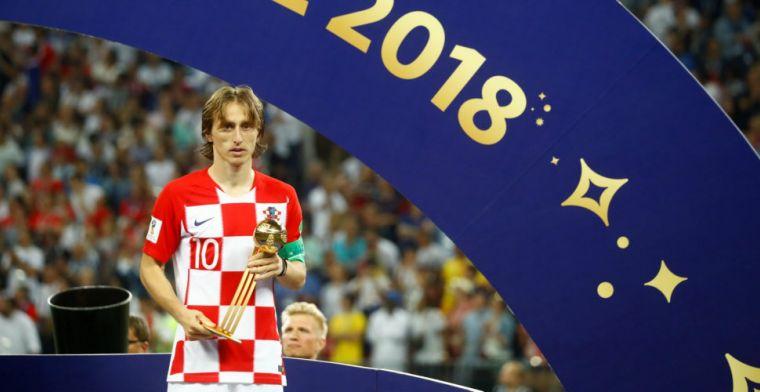 Modric speler van het toernooi, Mbappé grootste talent: ook Belg in de prijzen