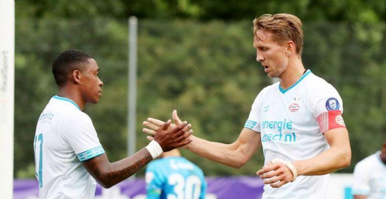 De Jong sprak met broer Siem over PSV-situatie: 'Je weet het nooit'