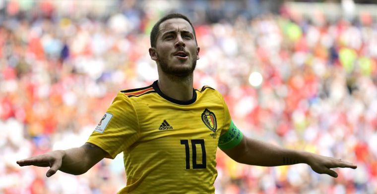 'Messi laat zijn mening horen in transferdossier van Eden Hazard'