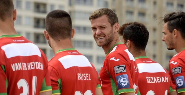Verheyen geeft Lombaerts nog hoop: 'Ik ben tevreden, hij verdient zijn plaats'