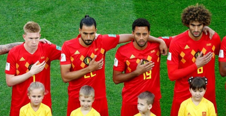 'België-Engeland was mogelijk de laatste interland voor drie Rode Duivels'