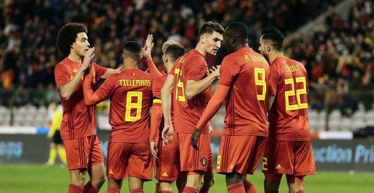 WK-jackpot voor Belgische ploegen: Anderlecht koploper met ruime voorsprong
