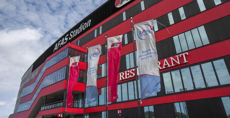'AZ komt in zoektocht naar extra vleugelverdediger uit bij AS Monaco'