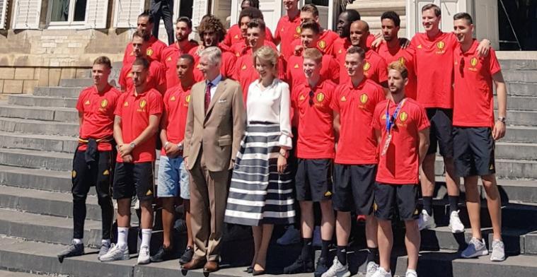 Koninklijk Paleis en KBVB reageren op korte broeken: ''Het zijn sportmannen''