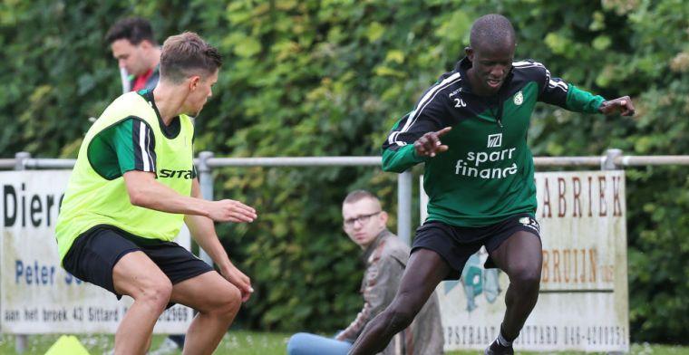 Talent koos voor Fortuna Sittard: 'Kan niet wachten tegen Ajax en PSV te spelen'
